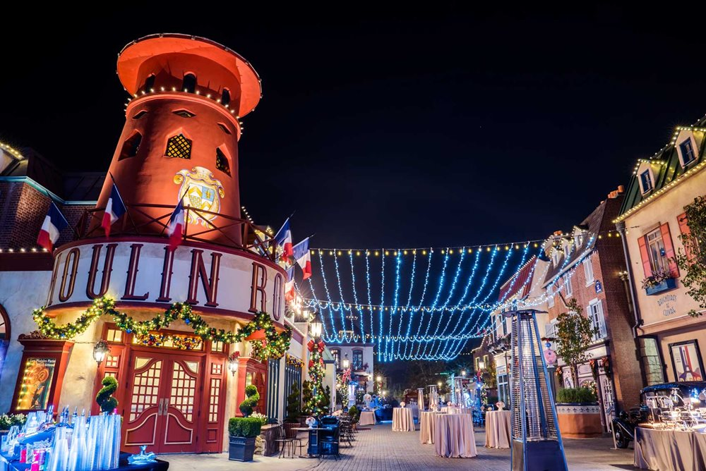 Holiday Parties & Seasonal Events at Universal Studios