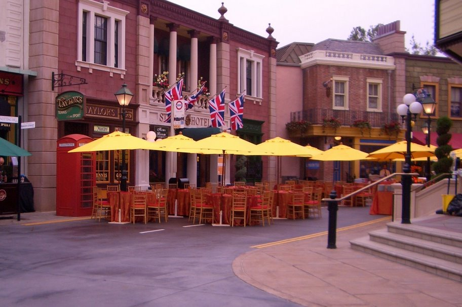 Streets of the World at Universal Studios Hollywood™